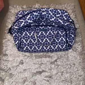 Vera Bradley travel bag